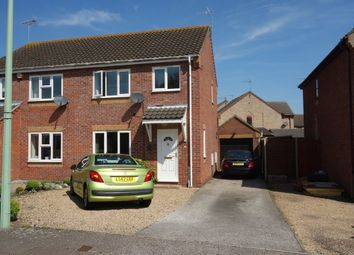 Thumbnail 3 bedroom semi-detached house for sale in Colsterdale, Carlton Colville, Lowestoft