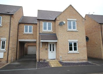 Thumbnail 4 bed link-detached house for sale in Lester Way, Littleport, Ely
