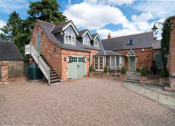 Thumbnail 4 bed detached house for sale in Back Lane, Market Bosworth, Nuneaton