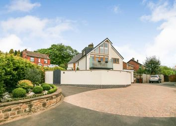 Thumbnail 4 bed detached house for sale in Green Lane, Dronfield, Derbyshire