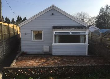 Thumbnail 2 bed bungalow to rent in Twyniago, Swansea