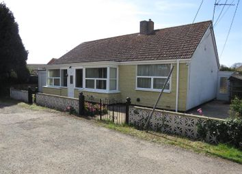 Thumbnail 3 bed detached bungalow for sale in Woodend Road, Heacham, King's Lynn
