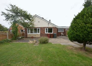 Thumbnail 4 bed detached bungalow for sale in Wiltshire Avenue, Burton-Upon-Stather, Scunthorpe