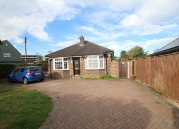 Thumbnail 3 bedroom bungalow to rent in Woolborough Road, Crawley