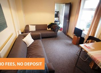 Thumbnail 4 bed terraced house to rent in Salisbury Road, Cathays, Cardiff