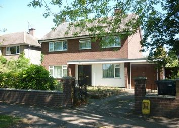 Thumbnail 4 bed detached house to rent in Polhill Avenue, Bedford