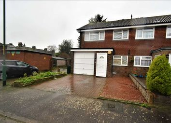 Thumbnail 3 bed property for sale in Sanctuary Close, Dartford