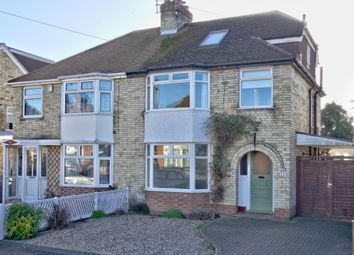 Thumbnail 4 bed semi-detached house for sale in Chalmers Road, Cambridge