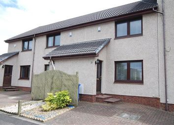 Thumbnail 2 bed terraced house for sale in Springvale Court, Saltcoats