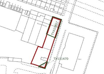 Thumbnail Land for sale in Blucher Terrace, Newcastle Upon Tyne