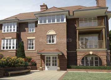Thumbnail 2 bed flat for sale in Chancery House, Hammers Lane, Mill Hill