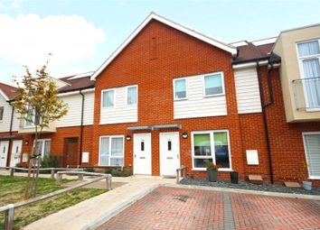Thumbnail 2 bed terraced house for sale in Rowtown, Surrey