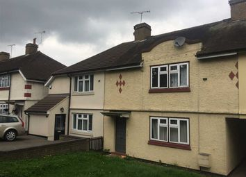 Thumbnail 4 bed semi-detached house to rent in North Road, Havering-Atte-Bower, Romford