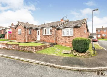 Thumbnail 4 bed detached bungalow for sale in Barton Way, South Elmsall, Pontefract