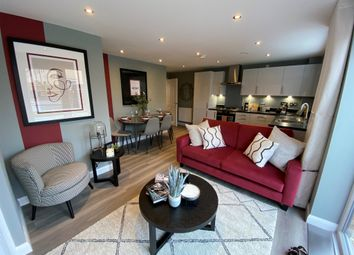 Thumbnail 2 bed flat for sale in St. Lukes Road, Birmingham