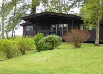 Thumbnail Lodge for sale in Altamount Gardens, Blairgowrie, Perthshire