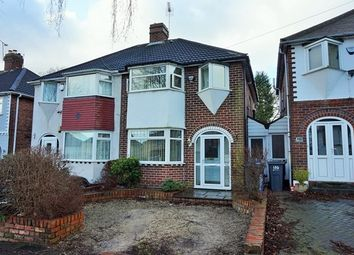 Thumbnail 3 bedroom semi-detached house to rent in Perry Wood Road, Great Barr, Birmingham