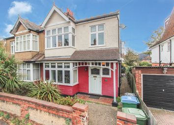 Thumbnail 3 bedroom semi-detached house for sale in Monmouth Road, Watford