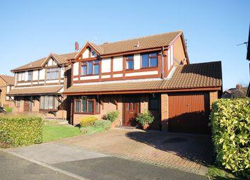 4 bed detached house for sale in Freckleton Close, Great Sankey, Warrington WA5