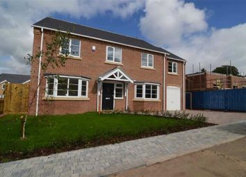 Thumbnail 5 bed detached house for sale in Ridge Gardens, Cosby, Leicester