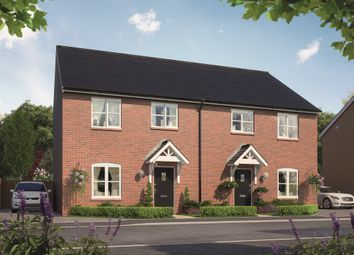 Thumbnail 3 bedroom semi-detached house for sale in London Road, Corby