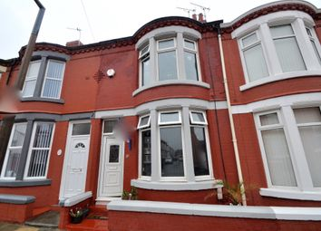 Thumbnail 2 bed terraced house for sale in Willowcroft Road, Wallasey