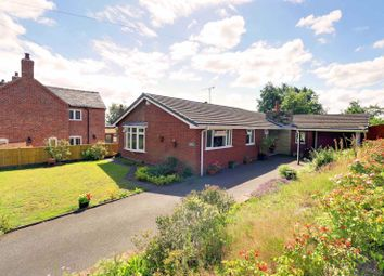 Thumbnail 3 bed detached bungalow for sale in Upper Way, Upper Longdon, Rugeley