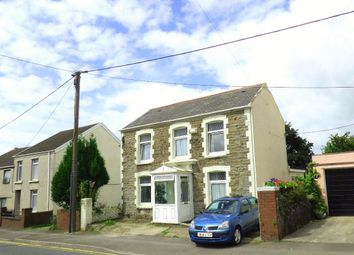 Thumbnail 4 bed detached house for sale in Mill Street, Gowerton, Swansea