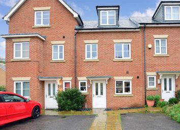 Thumbnail 3 bed terraced house for sale in Butlers Park Way, Rochester, Kent