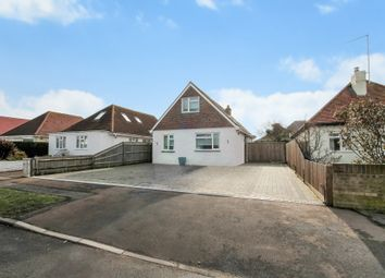 Thumbnail 4 bed detached bungalow for sale in Lancing Park, Lancing