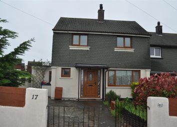 Thumbnail 3 bed property to rent in Dol Eithin, Caergeiliog, Holyhead