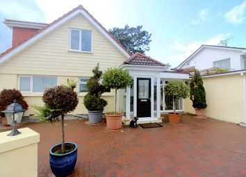 Thumbnail 4 bed detached bungalow to rent in Oxlea Close, Torquay