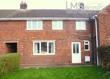 Thumbnail 3 bed terraced house for sale in Walnut Drive, Winsford