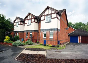 Thumbnail 2 bed semi-detached house to rent in Lyndsey Close, Farnborough