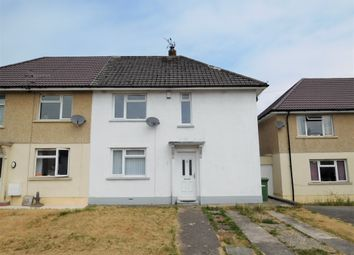 Thumbnail 3 bed semi-detached house for sale in Heol Y Onen, Bryncenydd, Caerphilly