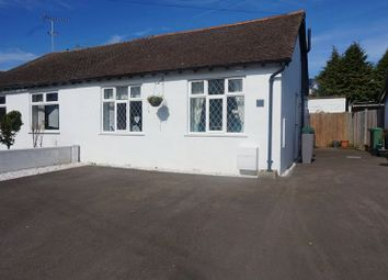 Thumbnail 2 bed semi-detached bungalow for sale in Beckenshaw Gardens, Banstead