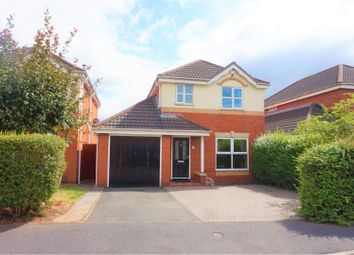 Thumbnail 3 bedroom detached house for sale in Windmill Close, Alvaston, Derby