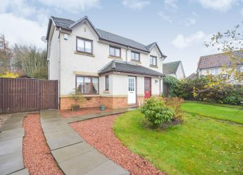 Thumbnail 3 bed semi-detached house for sale in The Murrays, Edinburgh