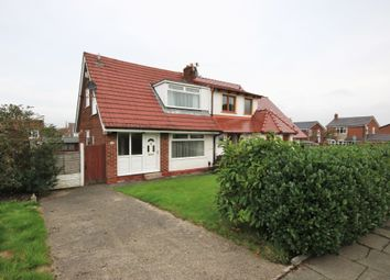 Thumbnail 3 bed semi-detached house to rent in Holmes House Avenue, Winstanley, Wigan