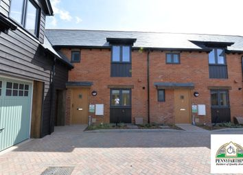 Thumbnail 3 bed terraced house for sale in Greenwood Close, New Milton