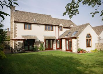 Thumbnail 4 bed detached house for sale in Birdlip, Gloucester