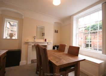 Thumbnail 4 bed town house to rent in Abbey Street, Chester