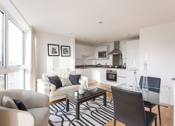 Thumbnail 1 bed flat to rent in Dowells Street, Canary Wharf