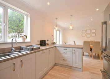 Thumbnail 3 bed cottage for sale in Arnold Road, Binstead, Ryde