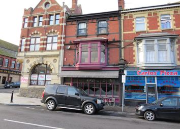 Thumbnail Commercial property for sale in Broad Street, Barry