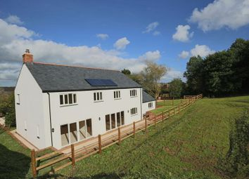 Thumbnail 4 bedroom detached house for sale in Copplestone, Crediton