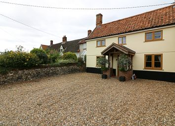 Thumbnail 4 bed cottage for sale in The Green, North Lopham, Diss
