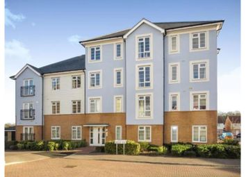 Thumbnail 2 bed flat for sale in Heron Way, Harwich