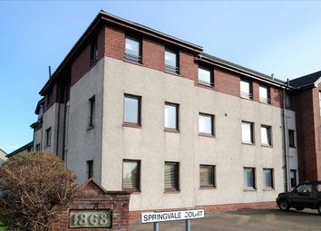 3 bed flat for sale in Springvale Court, Saltcoats KA21