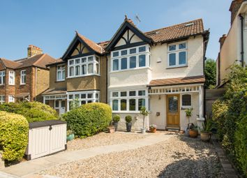 Thumbnail 4 bed semi-detached house for sale in Poplar Road, London